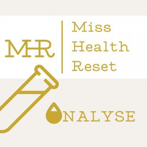 Miss Health Reset